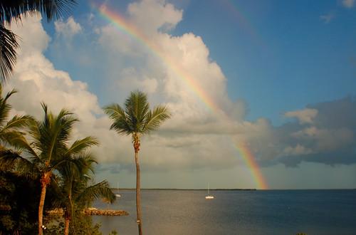 keylargo florida travel nikond50 d50 rainbow geotagged geo:lat=2513841 geo:lon=8039915 nikonstunninggallery vacation flickrart portfolio