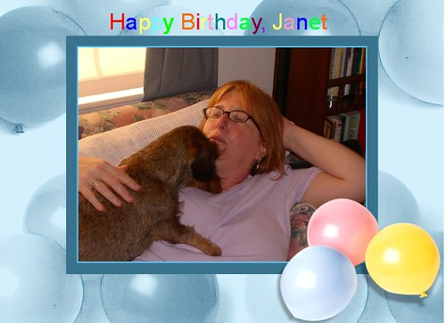 Happy Birthday, Janet!