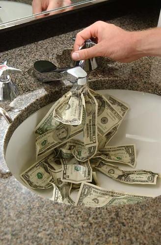 Money Faucet #2