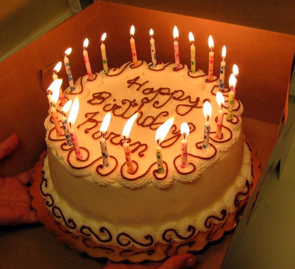 Karens Birthday Cake A Photo On Flickriver