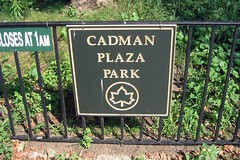 Cadman Dã Sseldorf downtown cadman plaza park flickr photo