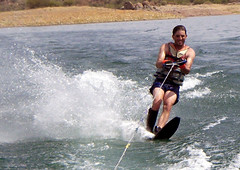 wakesurfing(0.0), wakeboarding(0.0), boating(0.0), wind wave(0.0), paddle(0.0), surface water sports(1.0), waterskiing(1.0), boardsport(1.0), sports(1.0), extreme sport(1.0), water sport(1.0),