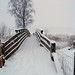 Snowy Bridge - Kinross