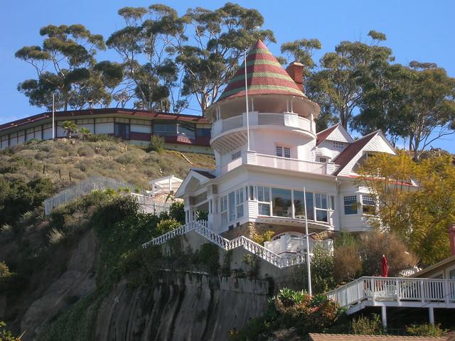 Holly Hill House Catalina Island