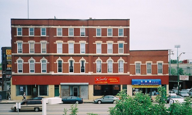 xindy oriental massage corporation chicago il