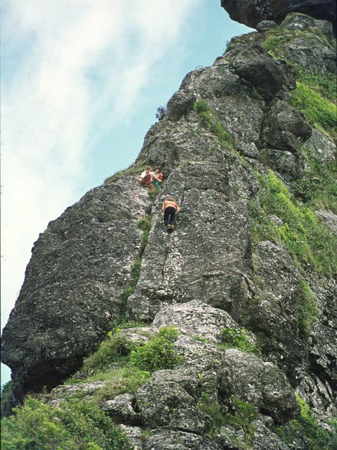 Pieter Both,Children climbing [1] About 1980