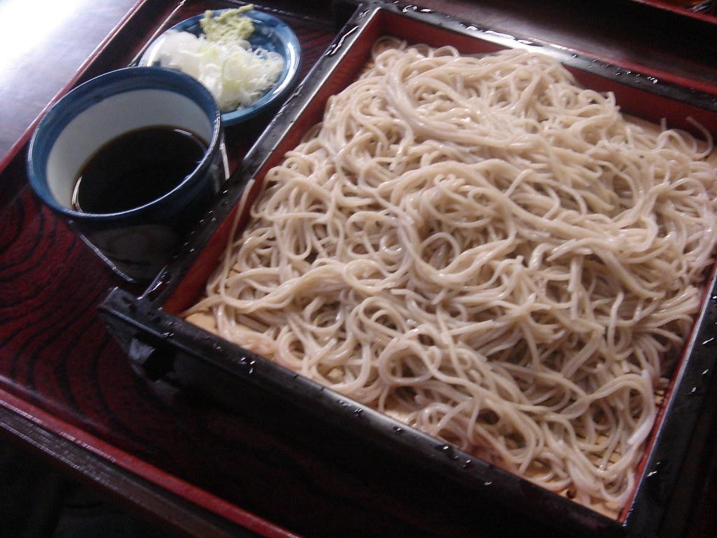 十割そば (Genuine Soba)