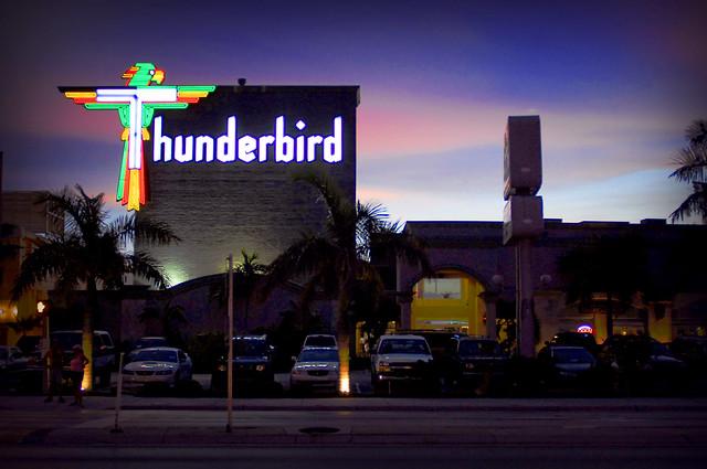 thunderbird motel treasure island florida flickr. Black Bedroom Furniture Sets. Home Design Ideas