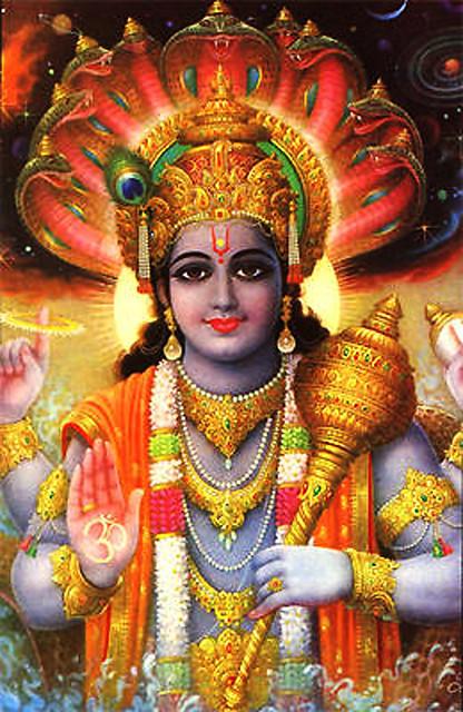 Vishnu's Reincarnation