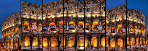 Colosseo Enigmatico by Stuck in Customs