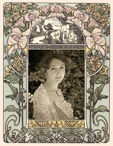 Art Nouveau Kim