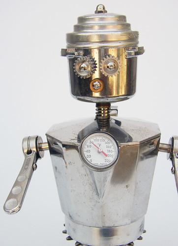 espresso togo robot