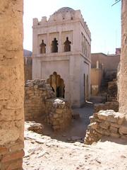 koubba el baadiyin, marrakech, jan. 2007
