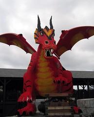 LEGO Dragon (LEGOland)