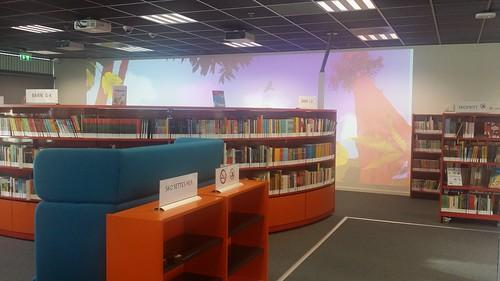 Nye Kongsberg bibliotek