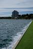 Foster City Lagoon Towards Metro Center by cbyeh