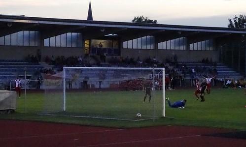 TSC Euskirchen 7:1 Alemannia Aachen (Mittelrheinliga, amateur top tier in Central Rhine County)