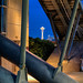 Space Needle framed by yinlaihuff