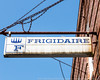 Vintage Frigidaire Sign by Will Weaver