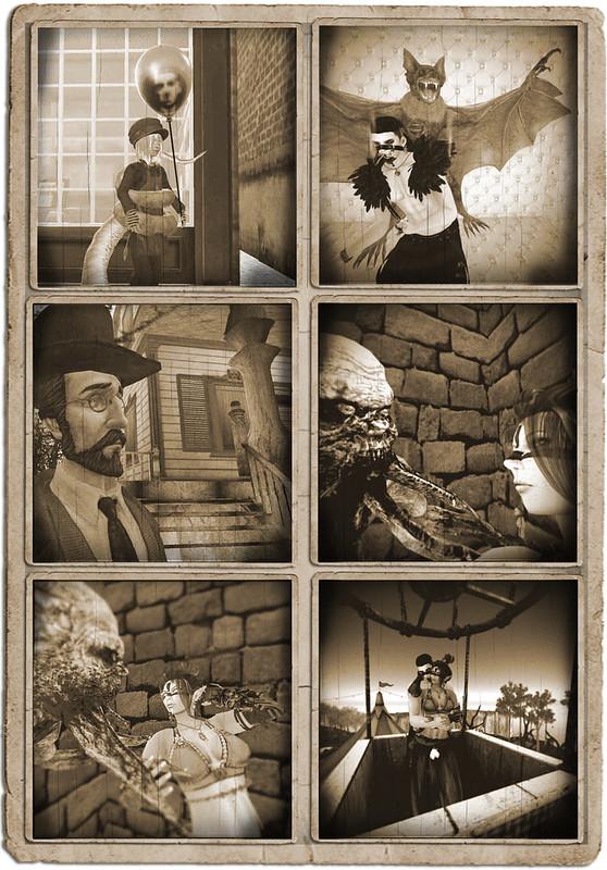 Lovecraft Festival 2015 Spotlights