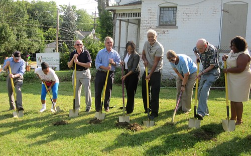Cedar Avenue Groundbreaking: September 8, 2015