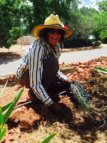 Native Planting workshop at Unity of Sedona-8