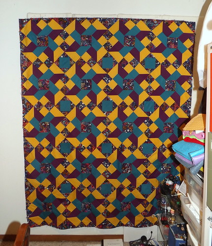 DBQ Mystery - Quilt Top