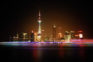 Pudong Skyline, Shanghai | Roland Krinner