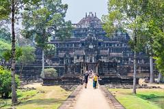 Cambodia - Siem Reap - Angkor Thom - Baphuon - 21 03 2014