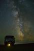 Milky Way Over Mongolia