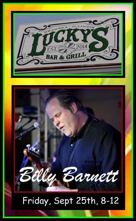 Billy Barnett 9-25-15