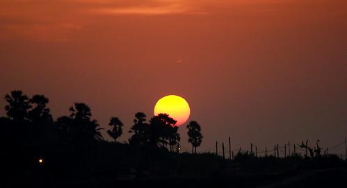 sunset nature evening outdoor srilanka