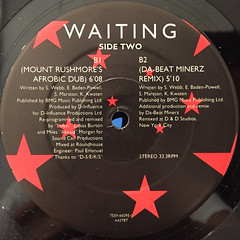D-INFULENCE:WAITING(LABEL SIDE-B)
