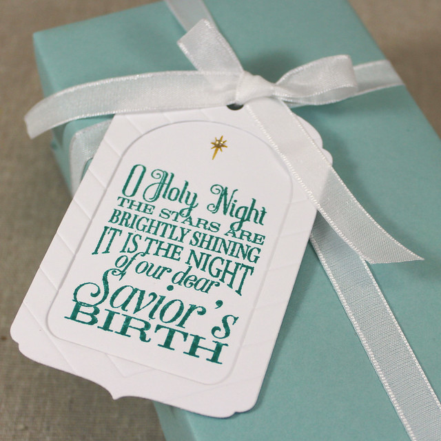O Holy Night Tag