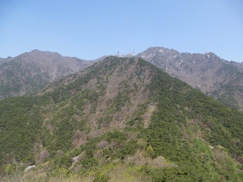 Co-Daegu-Parc Palgongsan-Montagne (7)