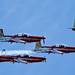 flying with the roulettes by keith midson
