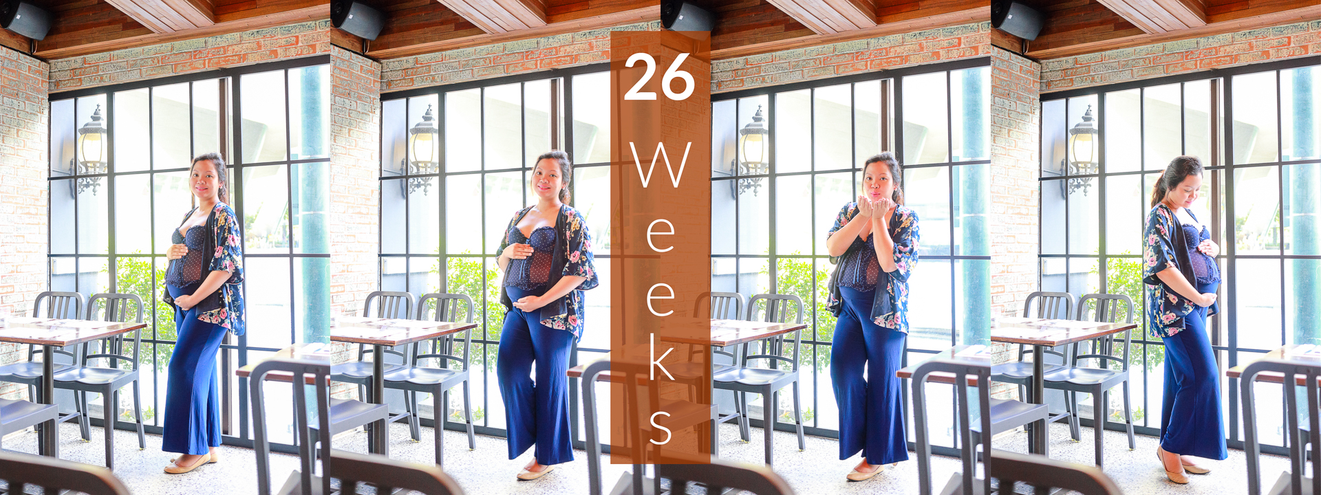 Pregnancy Diary: 26 Weeks and 4 Days (September 6)