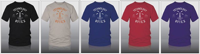 Technology Bytes Shirts
