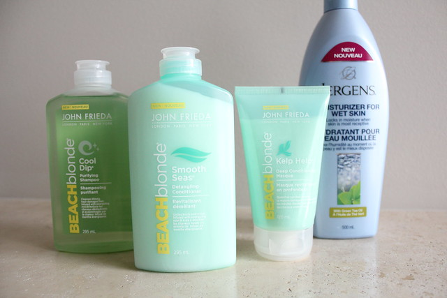 John Frieda Beach Blonde review