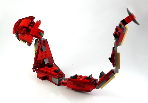 LEGO Creator 31032 Red Creatures 25