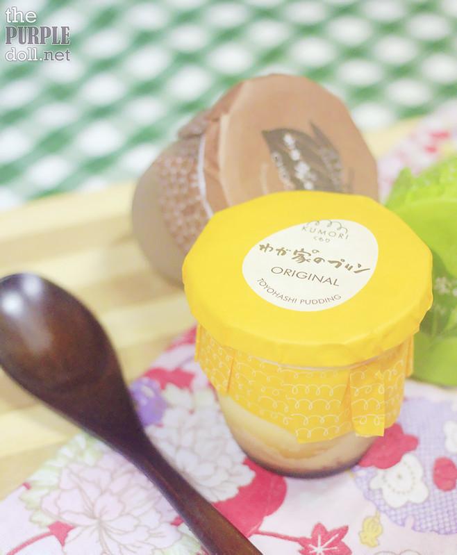 Kumori Toyohashi Pudding Original (P98)