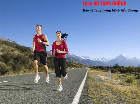 Tập thể dục thường xuyên mang lại nhiều lợi ích cho người bệnh tiểu đường