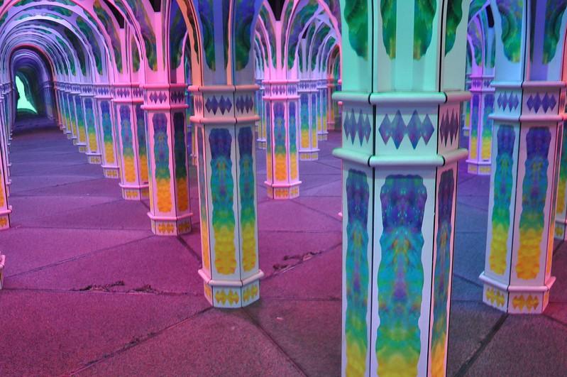 Magowan's Infinite Mirror Maze, Pier 39, San Francisco