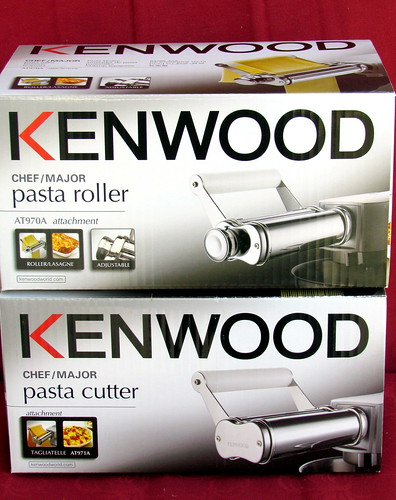 Kenwood Pasta Attachments