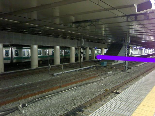 新宿駅南口地区基盤整備事業と玉川上水(8)