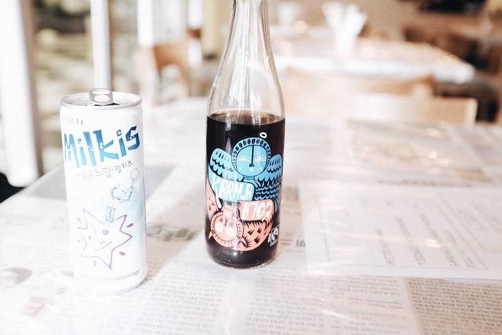 Bao Meets Burger Karma Cola Organic