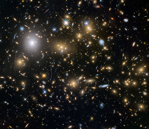 Hubble Spies Big Bang Frontiers