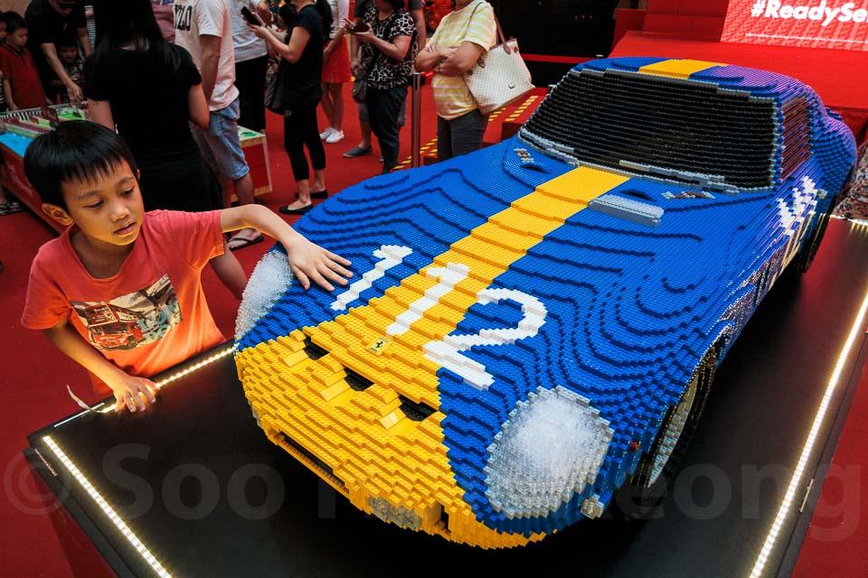 Shell V-Power LEGO Collection @ Selangor, Malaysia