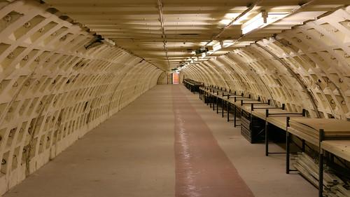 Clapham South Deep Shelter