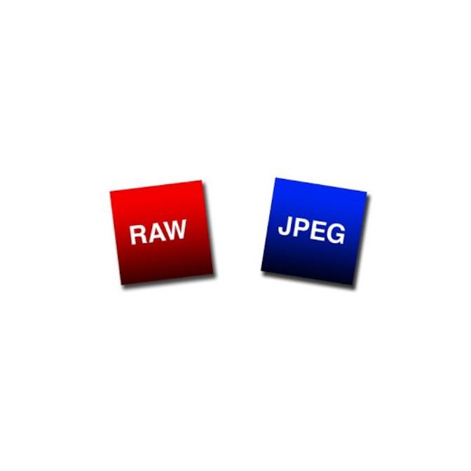 Chụp với định dạng RAW hay JPEG?